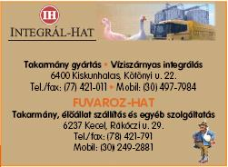 integr�l-hat kft.